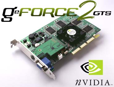 GeForce 2 GTS Reference Board