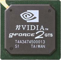 GeForce 2 GTS Chip