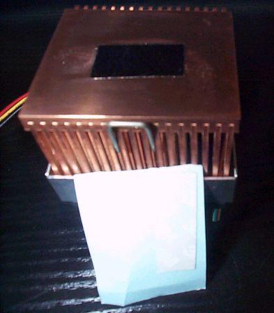 3M selbstklebendes Wärmeleitpad
