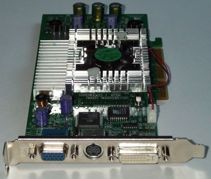 MSI G3Ti200 Pro-TD (TV- und DVI-Out)