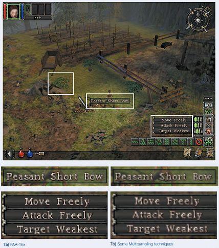 Szene aus Dungeon Siege