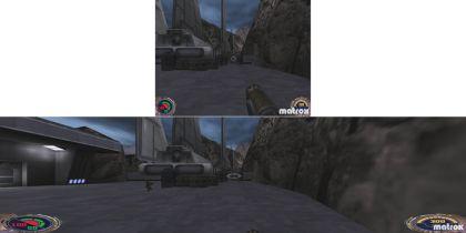 Surround Gaming mit Jedi Knight II: Jedi Outcast