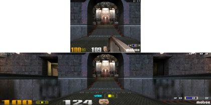 Surround Gaming mit Quake
