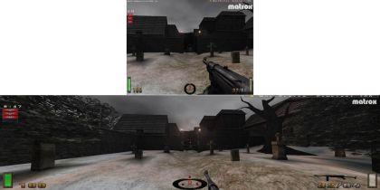 Surround Gaming mit Return to Castle Wolfenstein