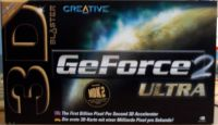 Creative GeForce2 Ultra Box