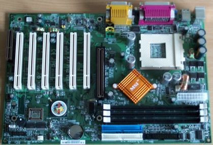 MSI K7T Pro 2-A Board