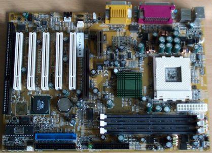 Transcend TS-AKT4/B Board