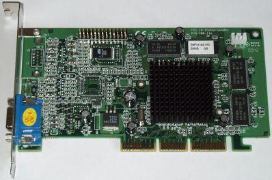 Gainward CardExpert GeForce2 MX Golden Sample