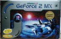 Gainward CardExpert GeForce2 MX Golden Sample Box