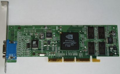 Creative 3D Blaster GeForce2 MX Board