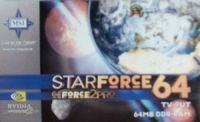 MSI StarForce64 Box