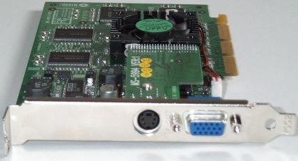 MSI StarForce64 Anschlüsse
