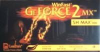Leadtek WinFast GeForce2 MX SH MAX-400 Box