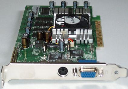 Leadtek WinFast GeForce2 MX SH MAX-400 Anschlüsse