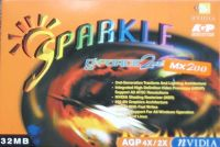 Sparkle SP6800M2 32MB GeForce2 MX-200 Retail-Box