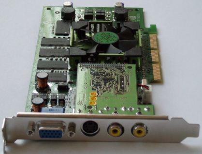 MSI StarForce 822 Seitenansicht