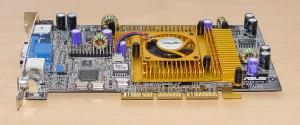 ASUS V8200 Deluxe