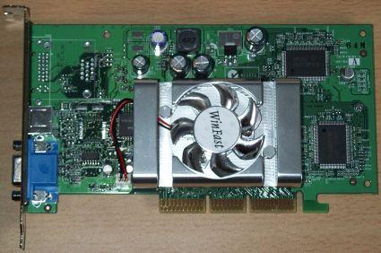 Leadtek WinFast A170 DDR-T (GeForce4 MX440)