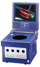 GameCube mit LCD