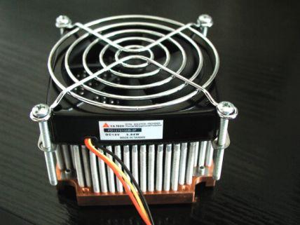 TMD-Lüfter auf Swiftech MXC462