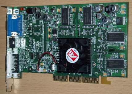 ATI Radeon 9000 Pro