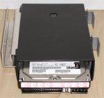 Einbau der Festplatte