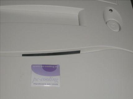 Gehäuse-Sticker