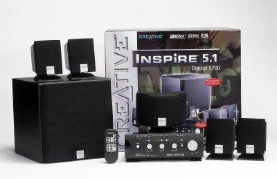 Creative Inspire 5.1 5700
