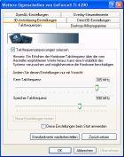 MSI G4Ti4200 übertaktet