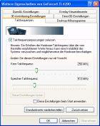 MSI G4Ti4200-TD64 Taktraten