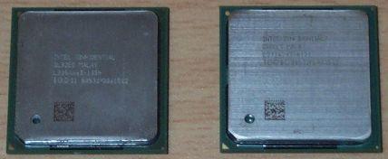 Pentium 4 Prozessoren