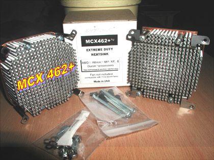 Swiftech MCX462+ und MCX462