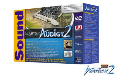 Creative Sound Blaster Audigy2