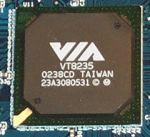 VT8235 Southbridge auf Albatron KX400-8x