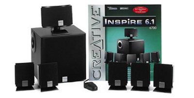 Creative Inspire 6.1 6700