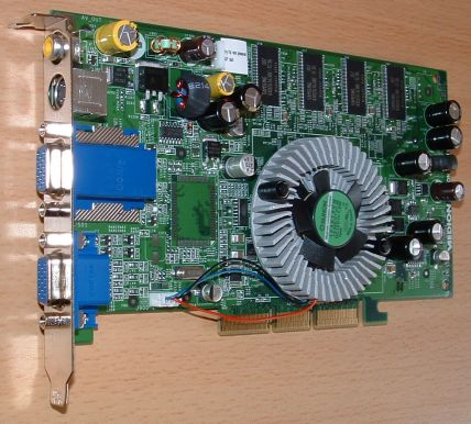 Medion Radeon 9600TX