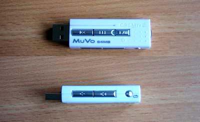 Creative MuVo MP3 Player