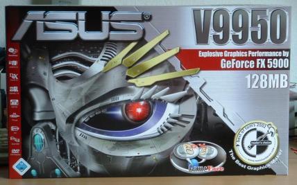 ASUS V9950/TD Box