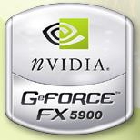 GeForce FX5900 Logo