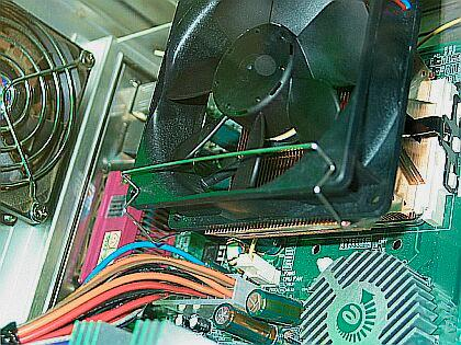 Thermalright SLK-900A onboard