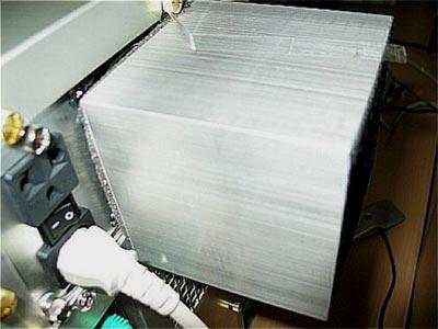 MRC-Netzteil Schallbox - Closeup