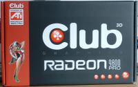 Club-3D Radeon 9800 Pro 256MB Box
