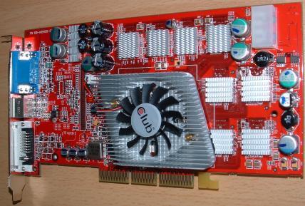 Club-3D Radeon 9800 Pro 256MB