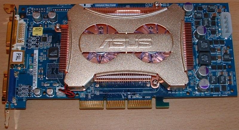 DRIVERS FOR ASUS V9950 ULTRA