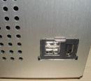 USB/FireWire Frontanschlüsse