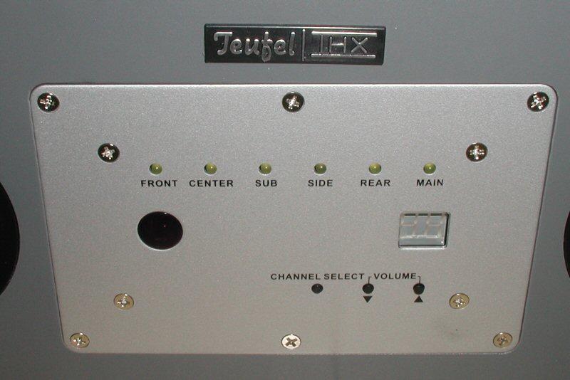 Teufel Concept G Thx 7 1 Soundsystem Ausstattung