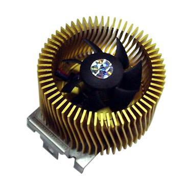 Golden Orb Sockel-A