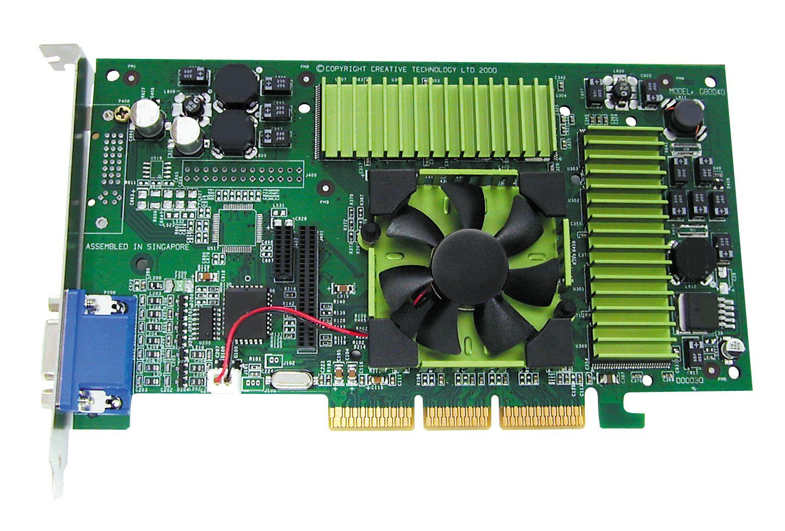 Creative Labs GeForce 2 Ultra