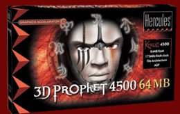 3D Prophet 4500 Verpackung