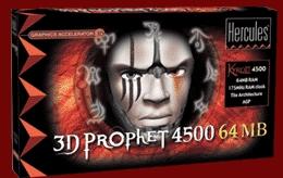 Hercules 3D Prophet 4500 64MB mit Kyro II